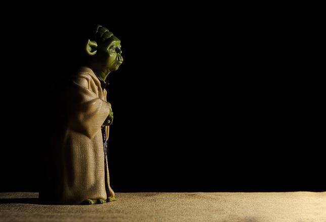 Yoda, majster Jedi