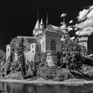 Z Bojnického zámku