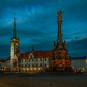 Večerný Olomouc