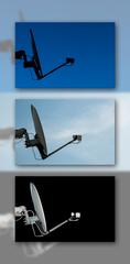 Satelit Triptych