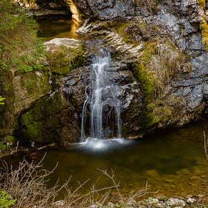 Pri malom vodopáde
