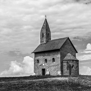 Z Dražovského kostolíka