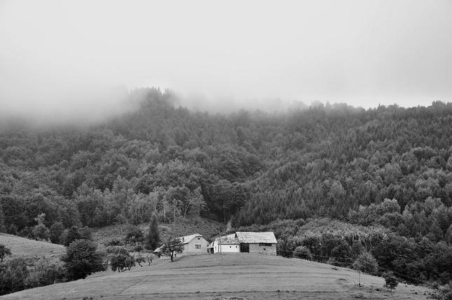 Samota v oblakoch