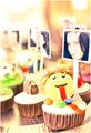 m&m cake master