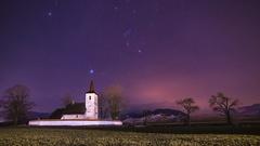 Kostolík v Ludrovej, Orion