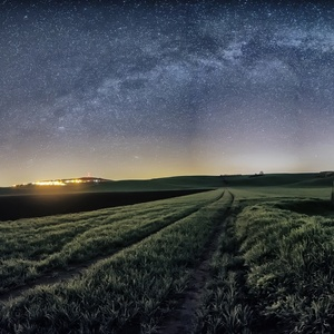 Noc na Morave