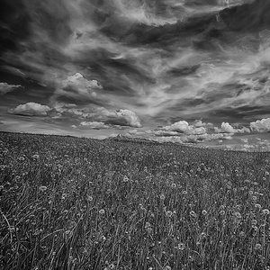 Diabolske mraky na Krivanom