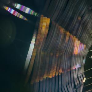 Hra na svetelnej harfe