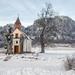 Zima pod Podskalským Roháčom