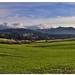 panoramatická krajinka