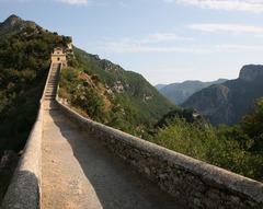 čínsky múr v Európe?