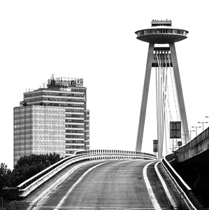Spod mosta...