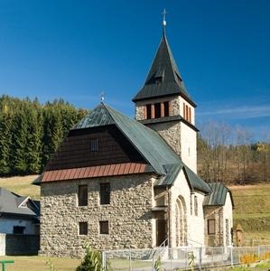 Kostol vo Vyšnom Kelčove