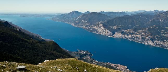 Lago di Garda / juh