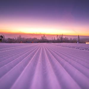 Skiing in Tatranska Lomnica