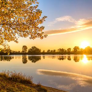 Jesen v Ivanke pri Dunaji