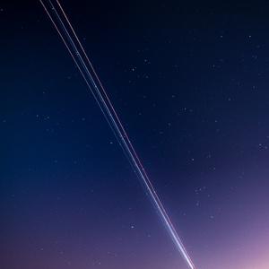 Starship Trails