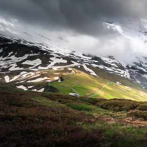 Scheidegg Mountains II