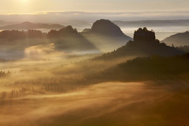 Nebeské ráno