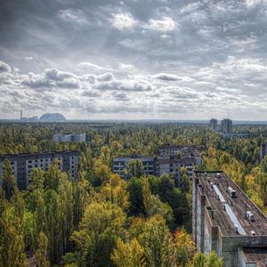 Pripyať Mesto duchov