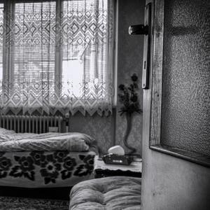 Opustená izba