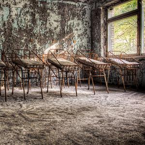 Začiatok konca - Pripyať