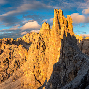 Vajolet towers (Dolomites)