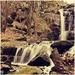 Starohutsky vodopád