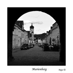 Marienberg lutheranische Kirche