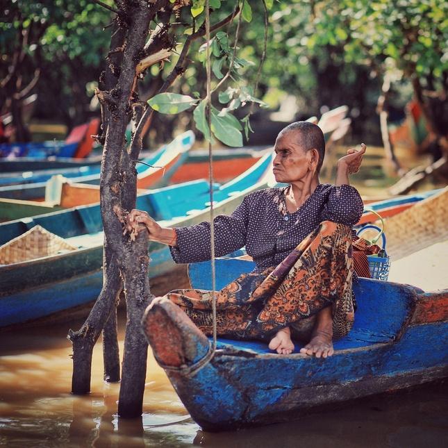 Kambodžské bežné dni...