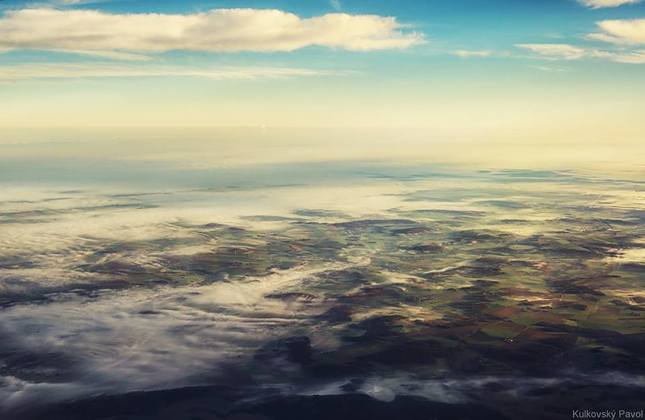 Tam hore pri oblakoch