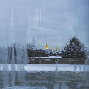 Cez zamrznuté okno