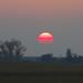 Západ slnka 1.11.