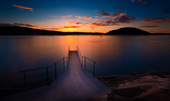 Oslo fjord.