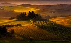 Toskanska jesen.