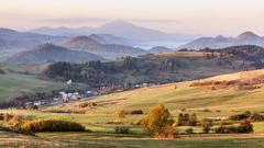Zemianska dedina