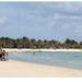 Pláž na Riviera Maya