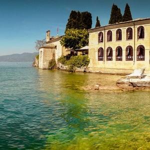 Lago di Garda panoromatic exp.