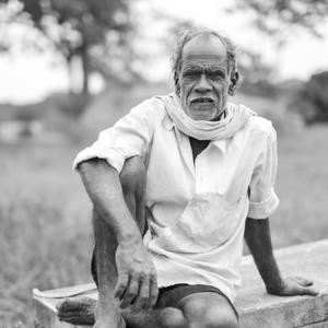 Pastier koz v Indii