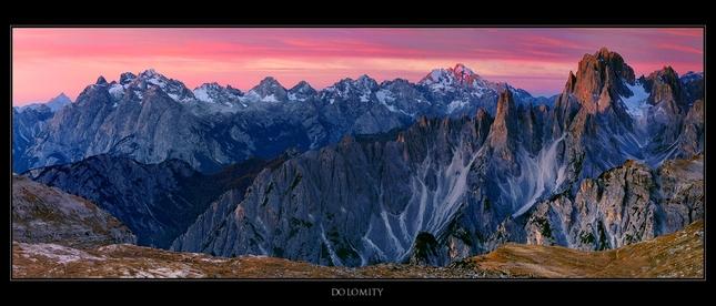 Dolomity IV