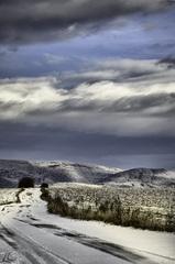 Snežná dráma