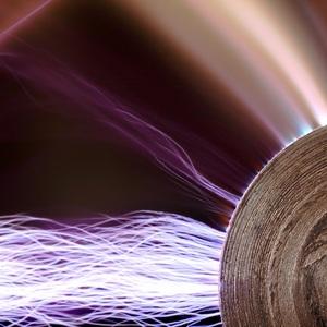 Elektróny vo vzduchu