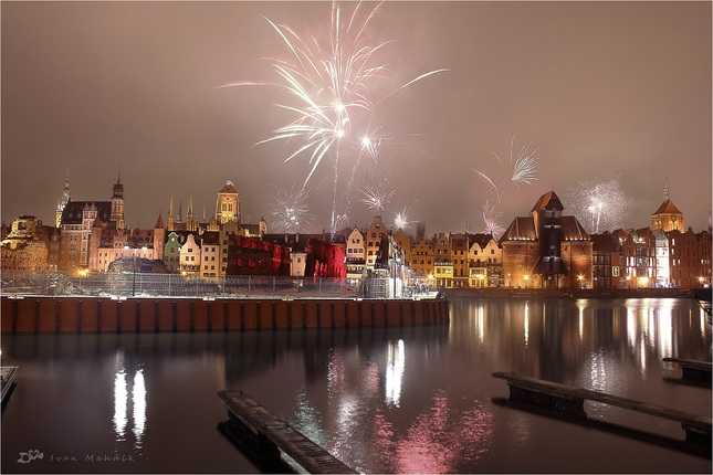 NEW YEAR 2015 Gdańsk