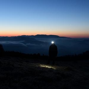 Nočnou cestou...