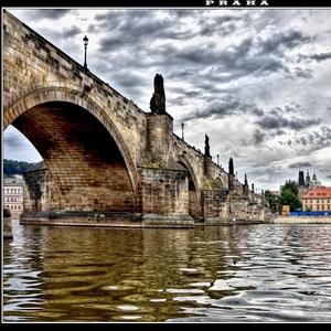 Praha - Karlov most