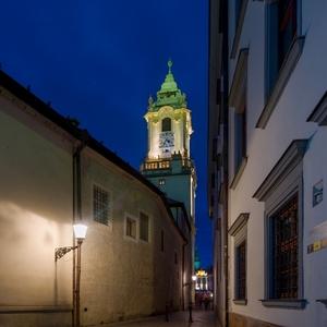 bratislavska ulicka