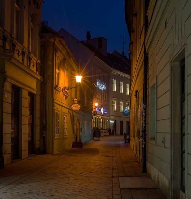 ulicka v bratislave