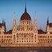Budapešť-Parlament