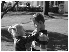 Braček a sestrička