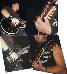 gitar postavicky